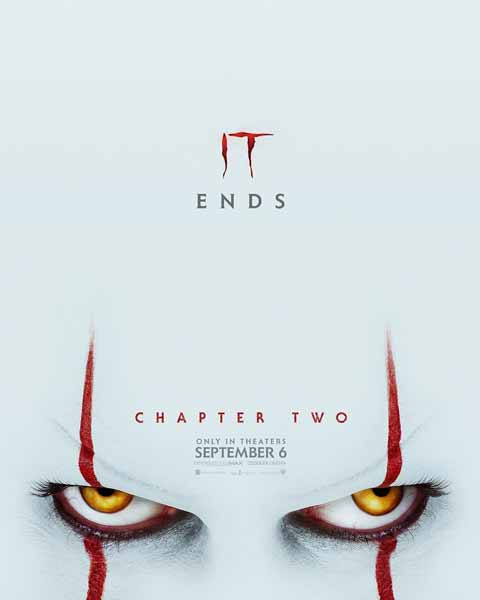 Film bioskop September 2019 - It Ends Chapter Two