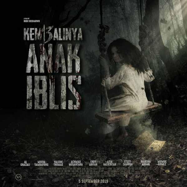 Film bioskop September 2019 - Kembalinya Anak Iblis