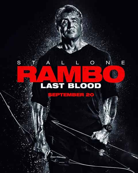 Film bioskop September 2019 - Rambo 5: Last Blood