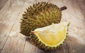 Jenis durian terenak di dunia