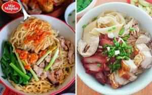 Mie ayam paling enak di Surabaya