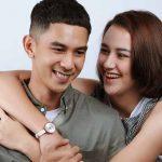 Artis Indonesia Yang Menikah Beda Agama - Dahlia Poland dan Fandy Christian