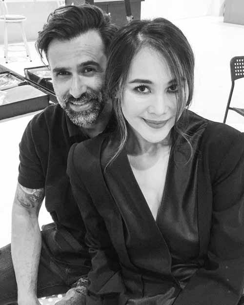 Artis Indonesia Yang Menikah Beda Agama - Jeremy Thomas dan Ina Thomas