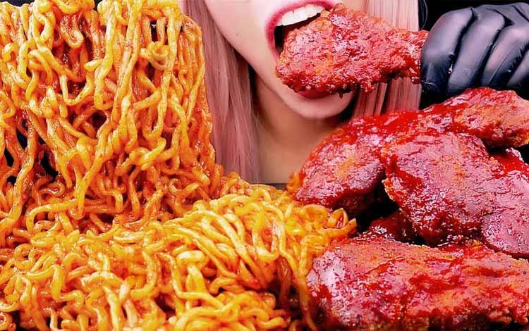 Bahaya Dan Manfaat Mengkonsumsi Makanan Pedas