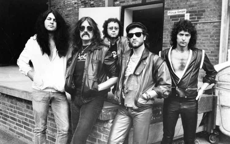 Daftar Band Rock Barat Yang Terbaik Dan Terpopuler Sepanjang Masa - Deep Purple
