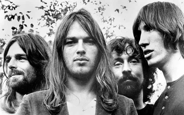 Daftar Band Rock Barat Yang Terbaik Dan Terpopuler Sepanjang Masa - Pink Floyd