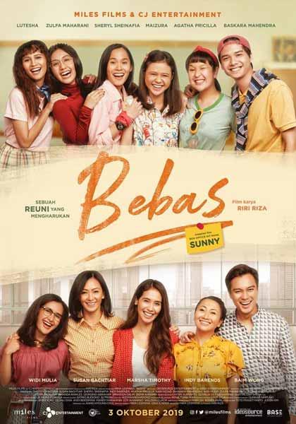 Film Bioskop Oktober 2019 - Bebas