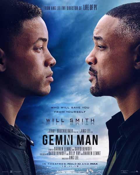 Film Bioskop Oktober 2019 - Gemini Man
