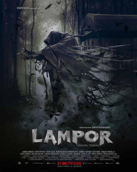 Film Bioskop Oktober 2019 - Lampor Keranda Terbang
