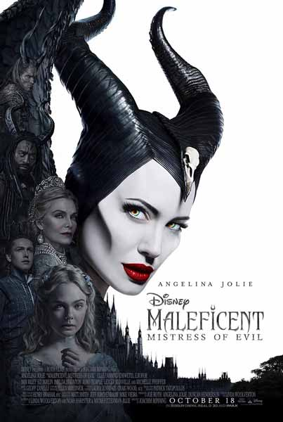 Film Bioskop Oktober 2019 - Maleficent Mistress of Evil