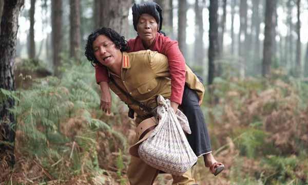 Film Bioskop Oktober 2019 - Naga Bonar Reborn