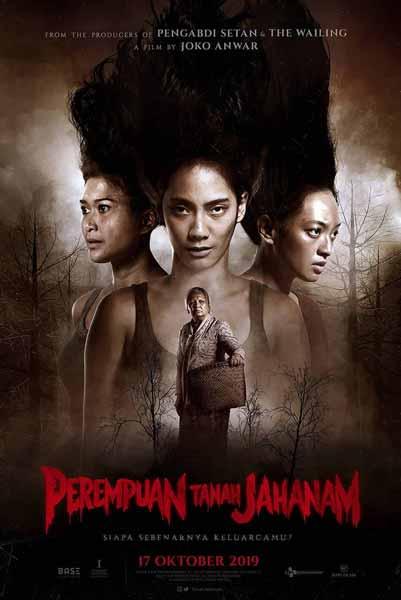 Film Bioskop Oktober 2019 - Perempuan Tanah Jahanam