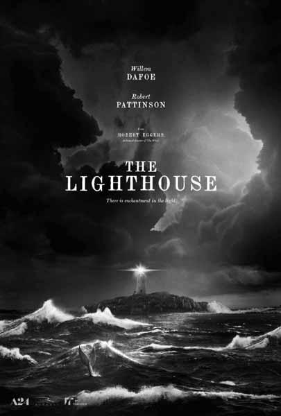 Film Bioskop Oktober 2019 - The Lighthouse