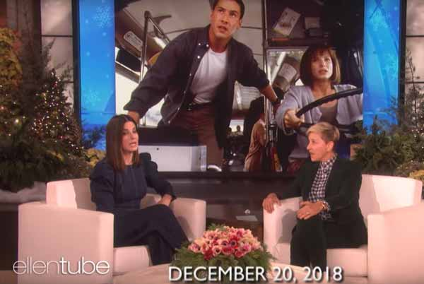 Fakta Kisah Asmara Keanu Reeves Dan Sandra Bullock Yang Tidak Pernah Terungkap