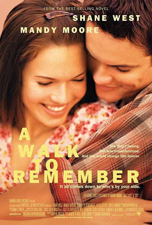 Film Romantis Tentang Cinta Pertama - A Walk to Remember