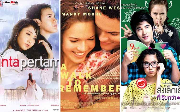 Film Romantis Tentang Cinta Pertama Yang Bakal Buat Kamu