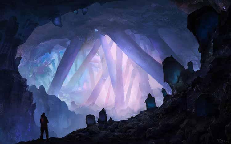 Goa Menakjubkan Di Dunia - Cave of Crystals, Mexico