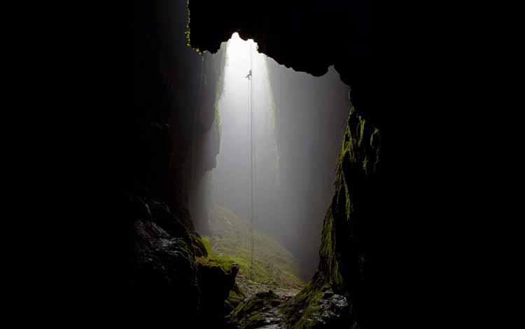 Goa Menakjubkan Di Dunia - Cave of The Swallows, Mexico