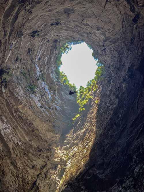 Goa Menakjubkan Di Dunia - Cave of The Swallows