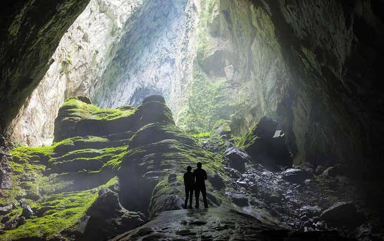 Goa Menakjubkan Di Dunia - Goa Son Doong, Vietnam