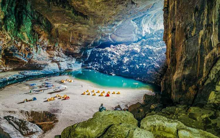 Goa Menakjubkan Di Dunia - Goa Son Doong