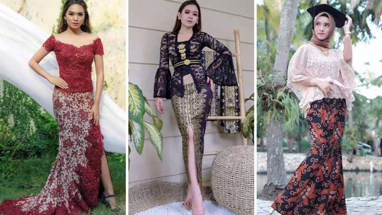 Inspirasi Style Kebaya Untuk Wisuda Agar Kamu Tampil Makin Cantik