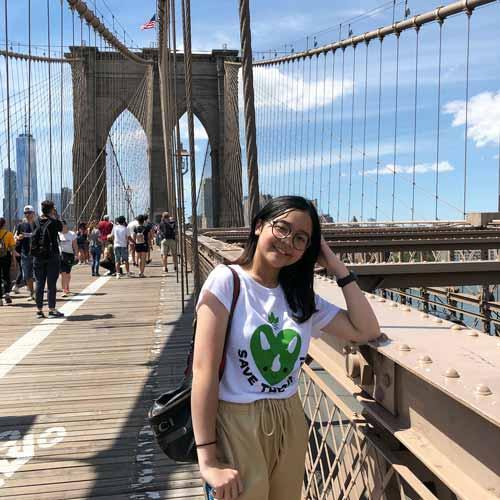 Perubahan Cinta Kuya Dari Imut Hingga Cantik - Cinta Liburan Ke New York