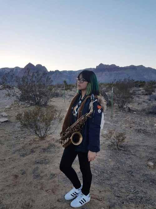 Perubahan Cinta Kuya Dari Imut Hingga Cantik - Cinta Saxophone