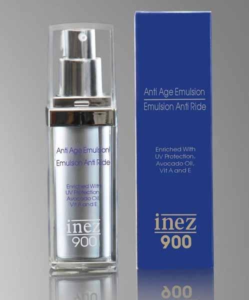 Produk anti aging terbaik - Inez Anti Aging Emulsion Cream