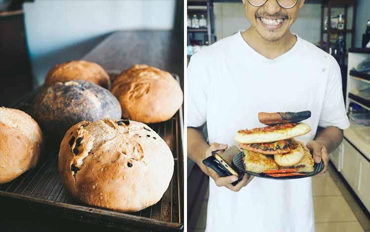 Rekomendasi Toko Kue Terbaik Di Jogja - Kebun Roti