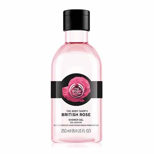 Sabun Cair Yang Bagus Untuk Kesehatan Kulit - The Body Shop British Rose
