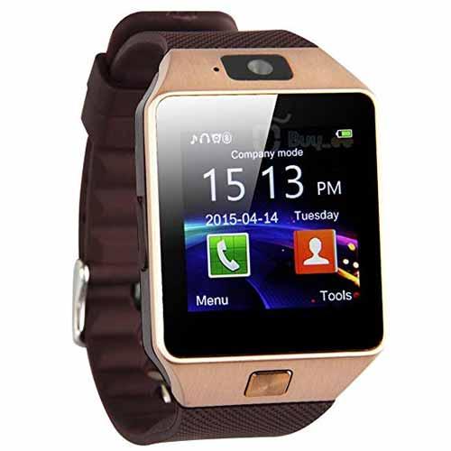 Smartwatch Murah Dengan Kualitas Terbaik - Smartwatch DZ09