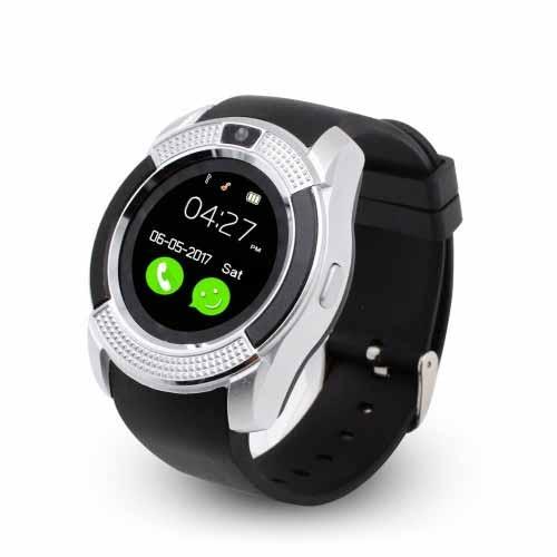 Smartwatch Murah Dengan Kualitas Terbaik - Smartwatch V8
