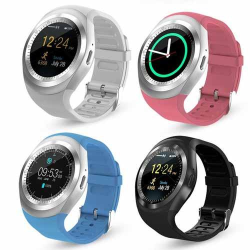 Smartwatch Murah Dengan Kualitas Terbaik - Smartwatch Y1 DZ11