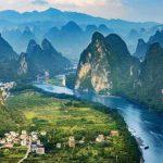 Sungai Paling Indah Di Dunia Ini Bagaikan Negeri Dongeng - Sungai Li