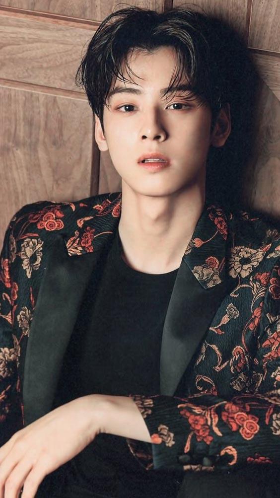 Wallpaper Cha Eun Woo Astro
