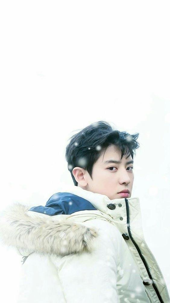 Wallpaper Chanyeol EXO