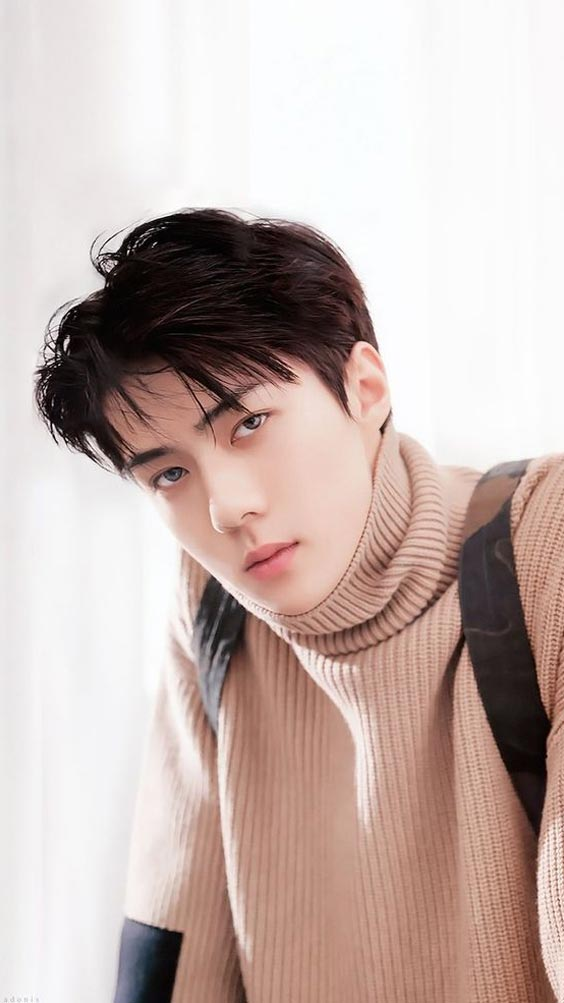 Wallpaper Oh Sehun EXO
