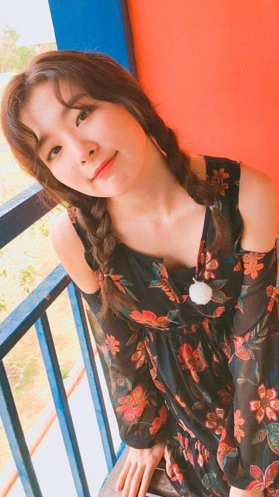 Wallpaper Seulgi Red Velvet
