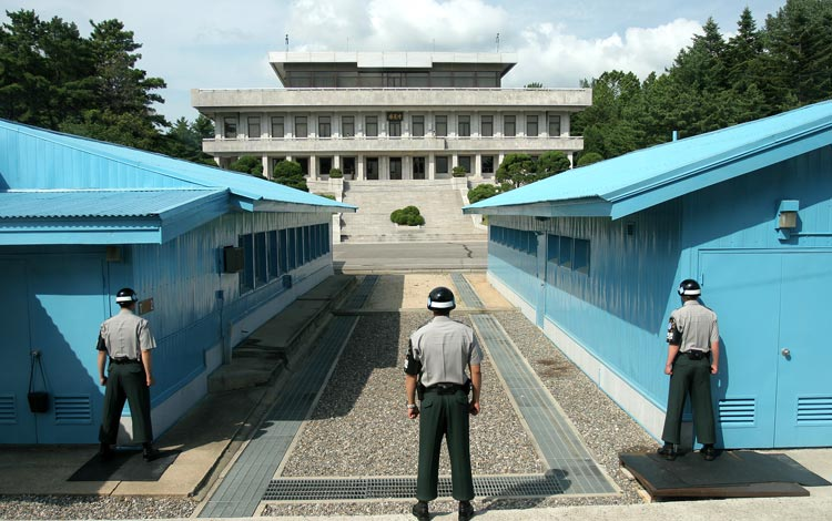 Wisata Di Korea Selatan Terpopuler - DMZ