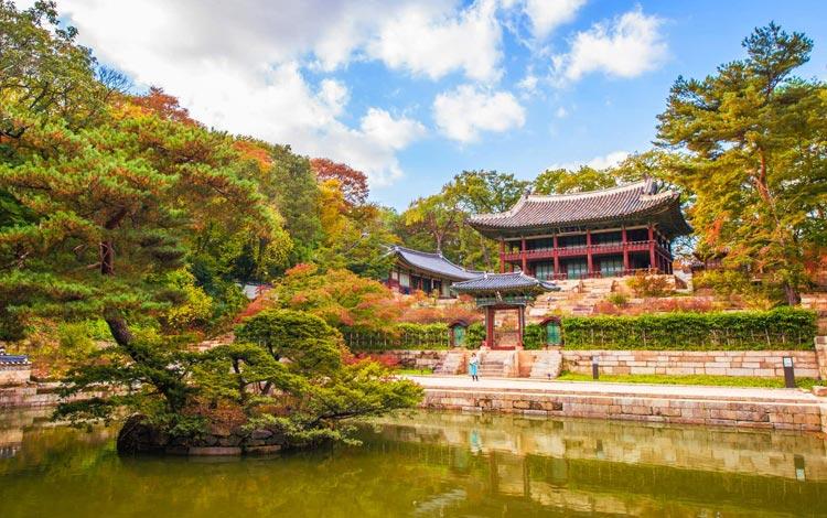 Tempat wisata terpopuler di Korea Selatan - Istana Changdeokgung