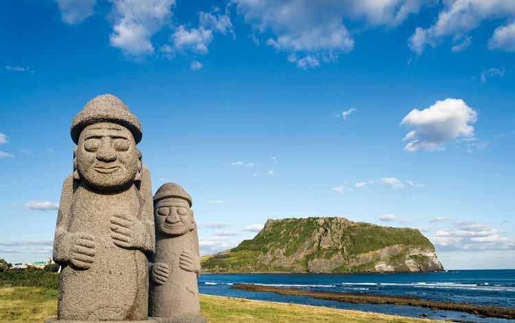 Wisata Di Korea Selatan Terpopuler - Pulau Jeju