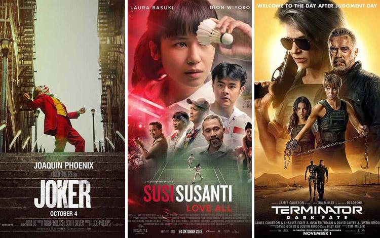 Film bioskop Oktober 2019