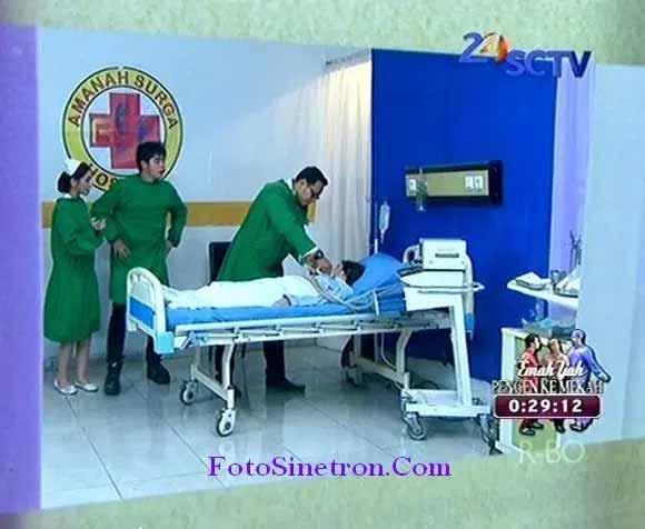 Adegan Yang Sering Dijumpai Di Sinetron Indonesia - Adegan Rumah Sakit