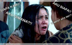 Adegan Yang Sering Dijumpai Di Sinetron Indonesia - Adegan hilang ingatan