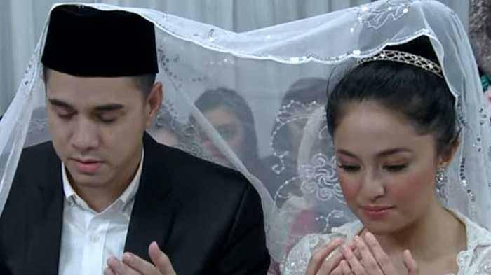 Adegan Yang Sering Dijumpai Di Sinetron Indonesia - Adegan menikah di sinetron