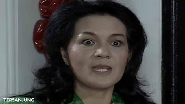 Adegan Yang Sering Dijumpai Di Sinetron Indonesia - Ibu Mertua Yang Galak