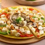Aneka Makanan Lezat Dengan Bahan Dasar Tahu Dan Tempe - Pizza Tahu