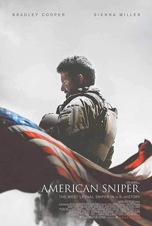 Daftar Film Perang Terbaik Sepanjang Masa - American Sniper