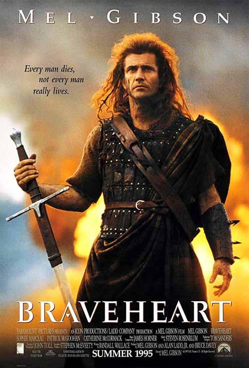 Daftar Film Perang Terbaik Sepanjang Masa - Braveheart